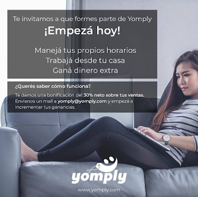 Yomply Más que Beneficios
