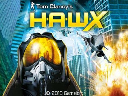 Tom Clancys H.A.W.X Game Free Download