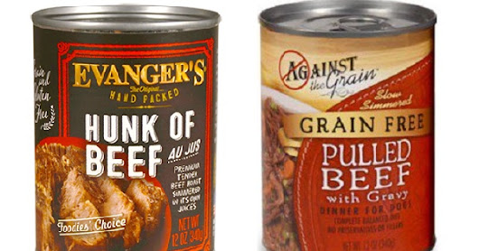 FDA cautions pet owners not to feed Evanger's and Against the Grain canned pet foods