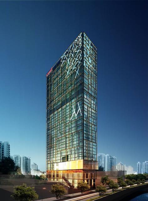 Công trình Jw. Marriott Đà Nẵng