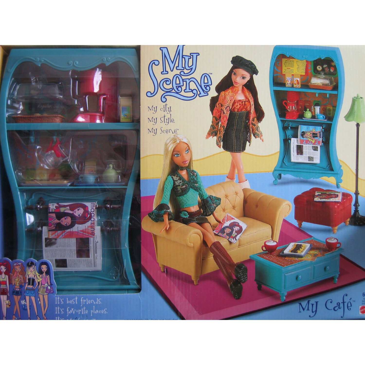 Barbie Bedroom In A Box: Inside The Barbie Craft Room