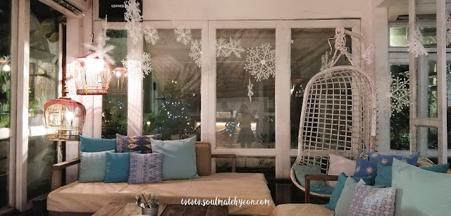 Hyeon's Travel Journal; Balin Roofgarden Bistro & Bar