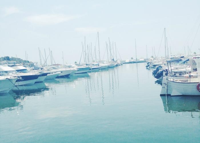Santa Eulalia Harbour, Ibiza