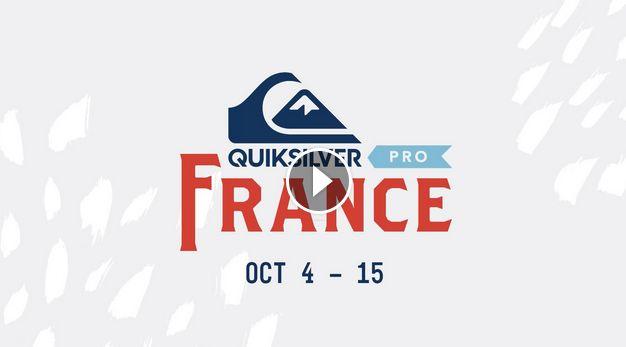 Quiksilver Pro France Trailer
