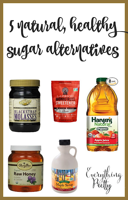 5 Natural Sugar Substitutes