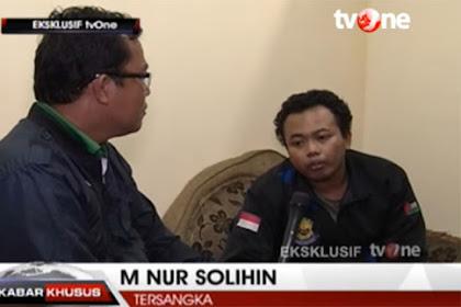 Katanya Disuruh Bahrun Na'im ISIS, Tapi Jaketnya Berbendera Indonesia-Palestina! Ulama Kecam Dan Tak Benarkan Pernikahan Bertujuan Melakukan Teror