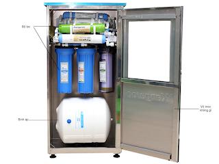 Máy lọc nước Kangaroo RO - KG109 KNT Máy lọc nước gia đình Kangaroo giá rẻ chính hãng tại Hà Nội