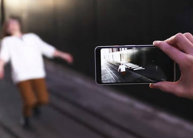 تطبيق justaline  المدهش للرسم في الهواء على الفيديوهات بطريقة جنونية ومذهلة