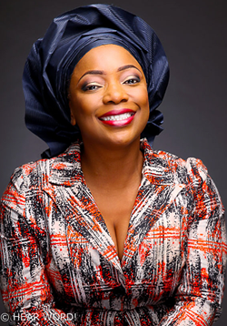 Image result for I cry most times in my role because I'm an emotional person – actress, bimbo akintola