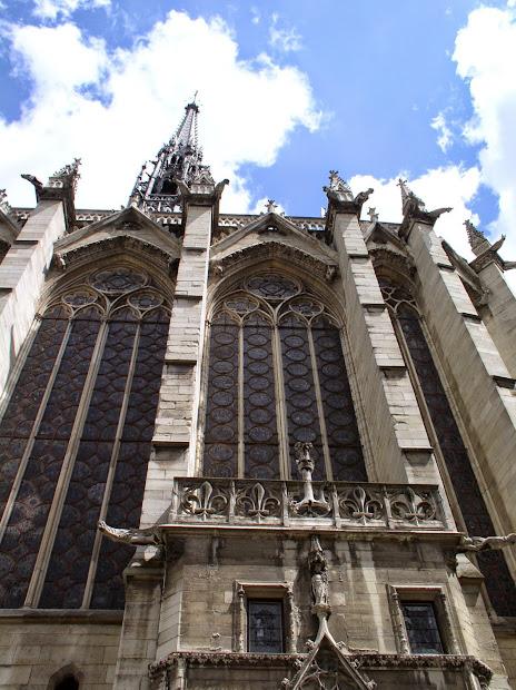 Paris With Love Sainte-chapelle Jewel Box Church