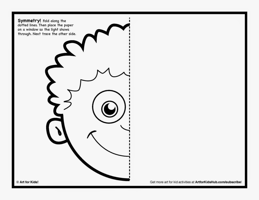 Clil Art Amp Science Face Worksheet
