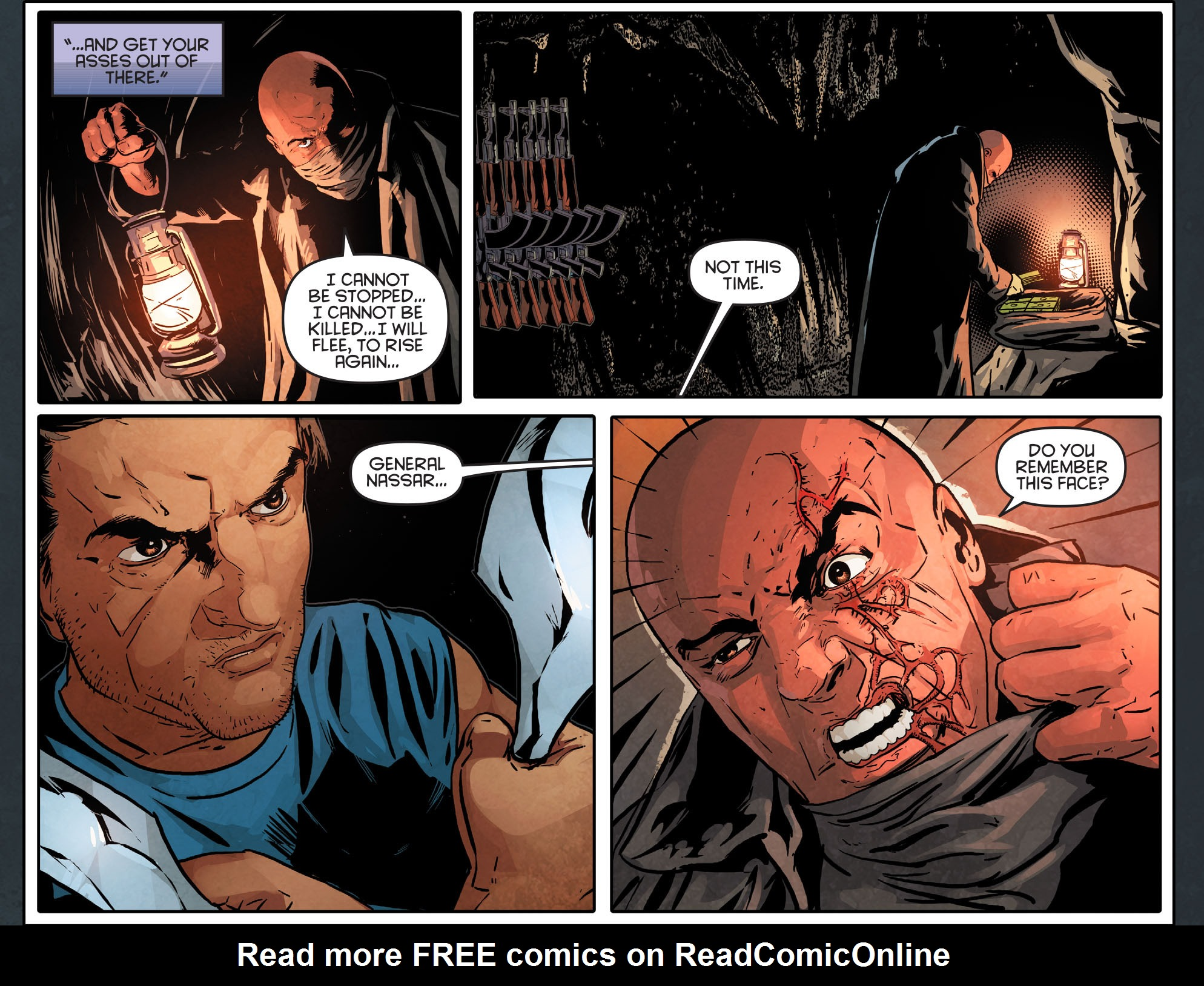 Read online Arrow: Season 2.5 [I] comic -  Issue #12 - 18