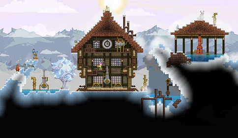 Starbound (2.1.0.3) (GOG) - PC (Download Completo em Torrent)