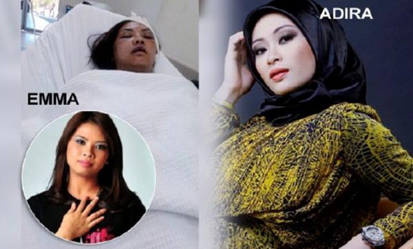Ekoran Kakak Parah Ditetak Dengan Parang, Adira AF Kongsi KISAH SEBENAR Yang Berlaku!