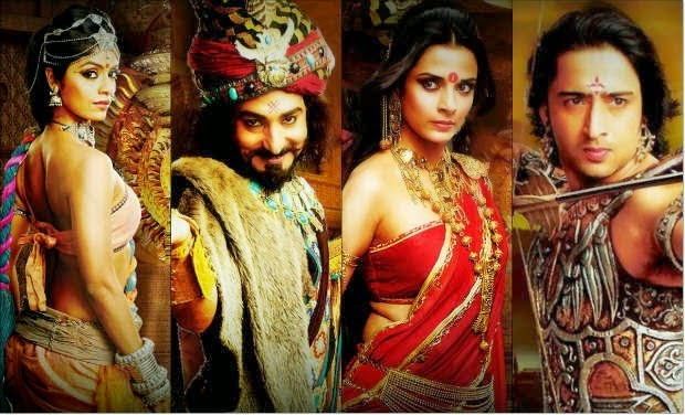 Mahabharat vijay tv episode 41 - Bb flashback movie full