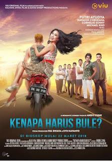 Kenapa Harus Bule (2018) Full Movie