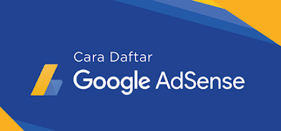 Currently blogging is no longer but a hobby How to Register for Google AdSense