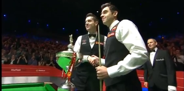 Snooker, my love: 2014 World Championship (the final) - O'Sullivan ...