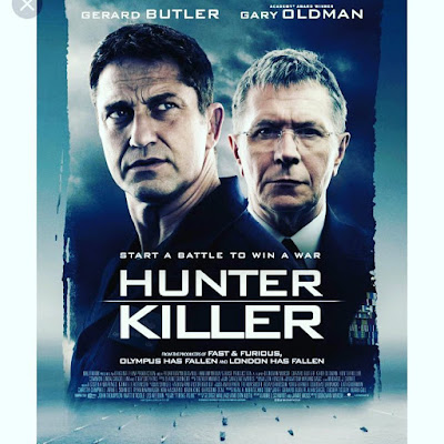 Hunter Killer: Caza en las profundidades.