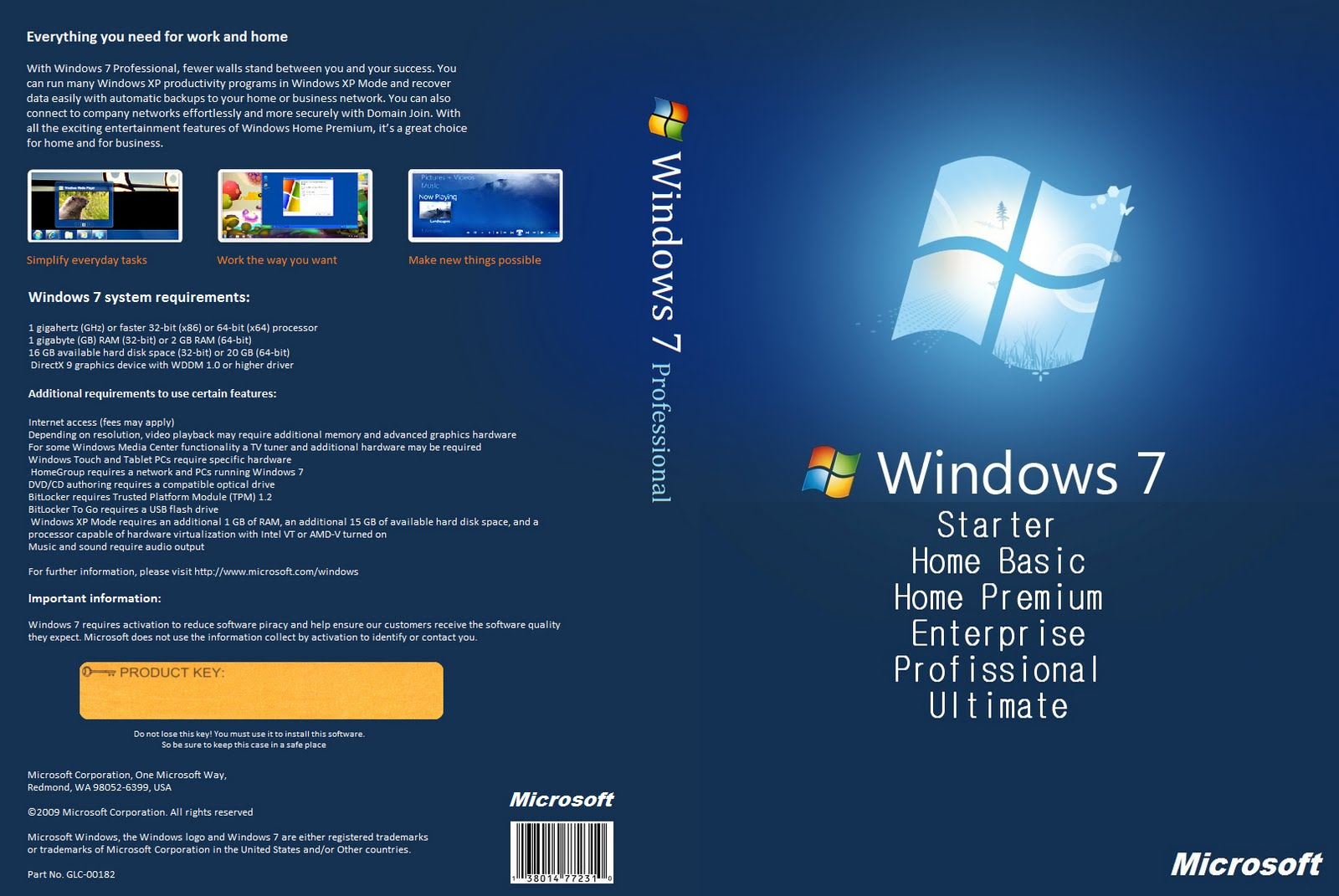 windows 7 todas as verses x86 x64 pt-br sp1
