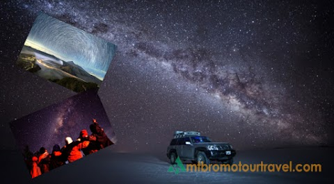 Mount Bromo Milky Way Tour 2 days 1 night