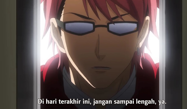 Download Anime Shokugeki no Souma: Ni no Sara Episode 13 Subtitle Indonesia Final
