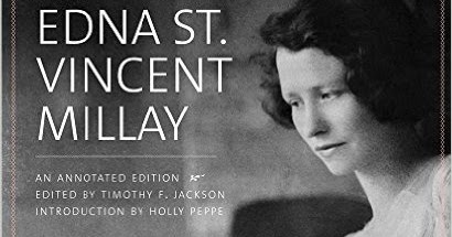 Edna St Vincent Millay's poetry has been eclipsed by her personal life – let's change that