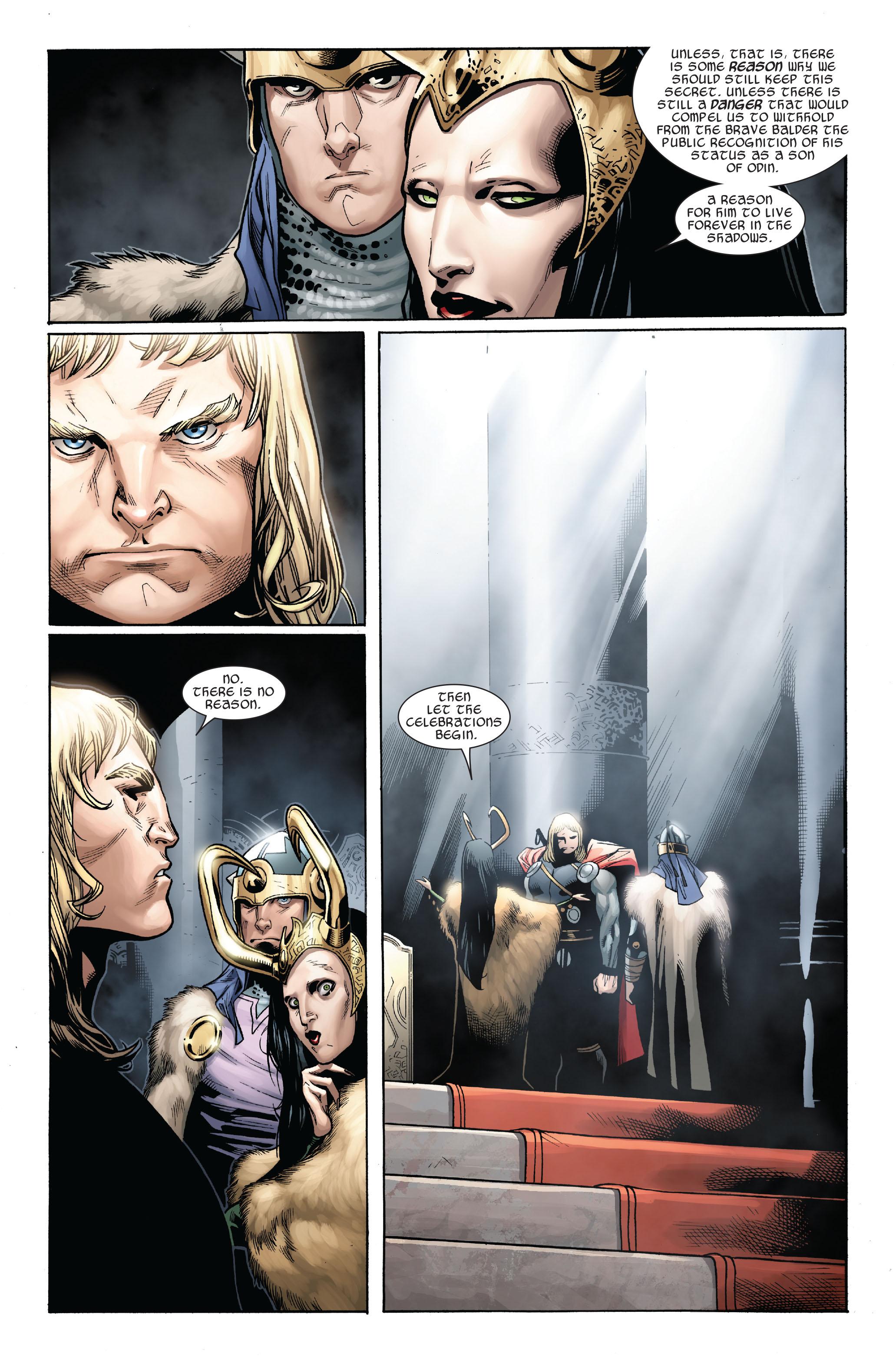 Thor (2007) Issue #10 #10 - English 16
