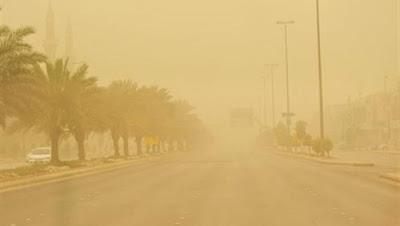 الأرصاد تحذر: عدم استقرار الطقس غدًا.. وعواصف بالأماكن المكشوفة