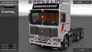 Volvo F16 truck mod v1.0 (1.25 and 1.26)