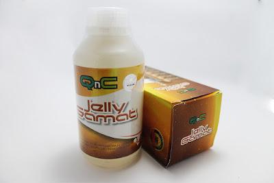 Manfaat QnC Jelly Gamat Ekstrak Teripang Emas