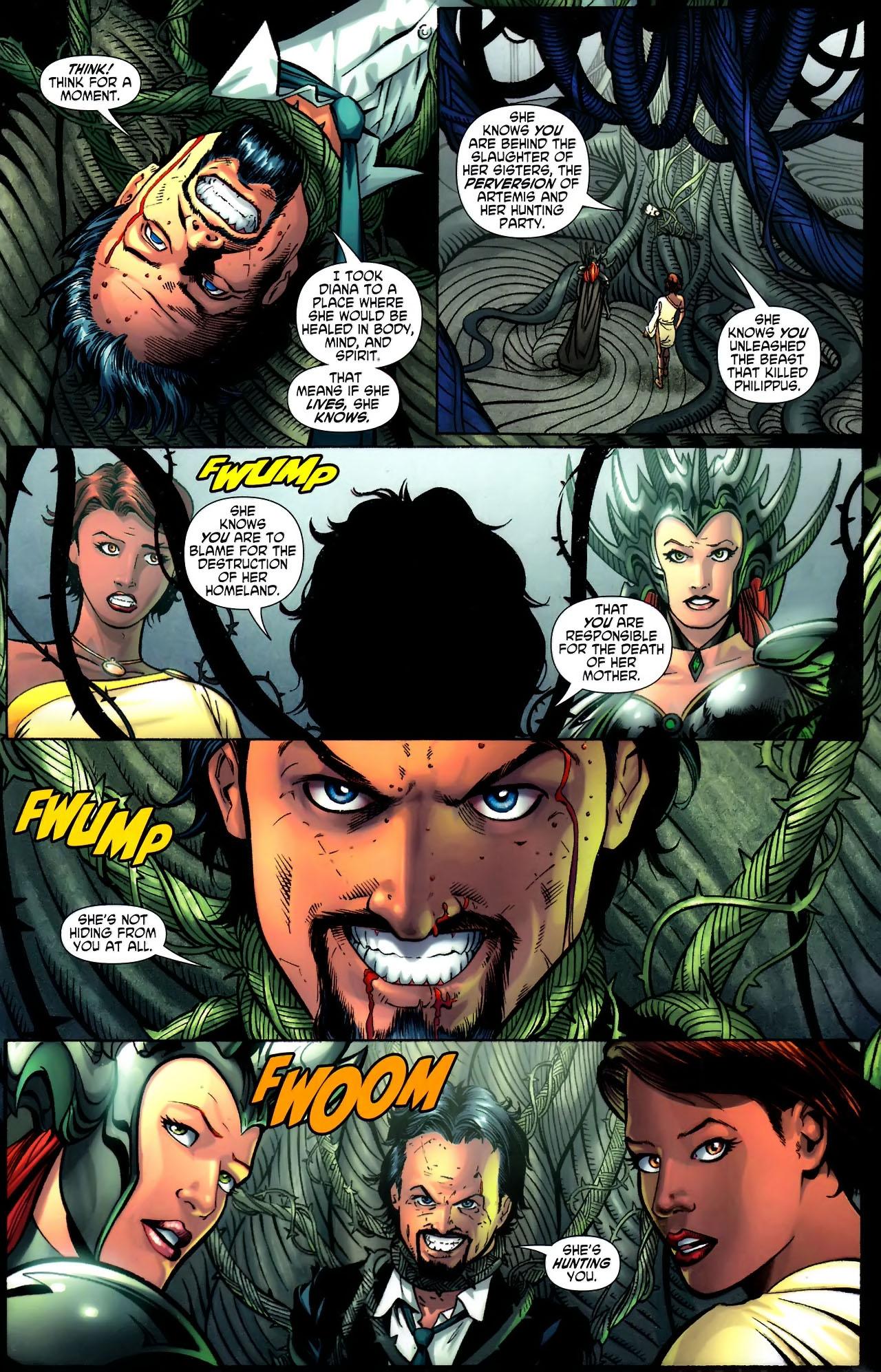 Read online Wonder Woman (2006) comic -  Issue #611 - 4