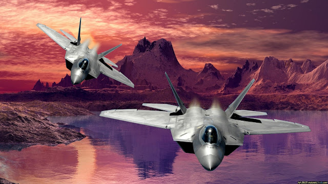F22 Raptor Wallpaper | HD Desktop Wallpapers-