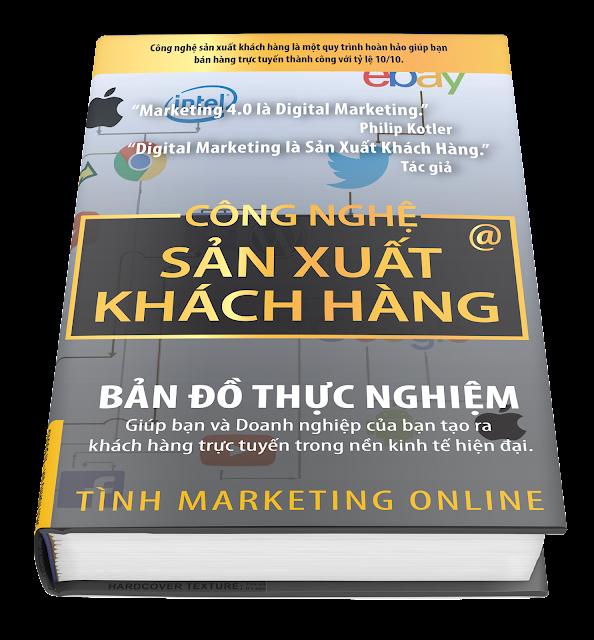 Sách Internet Marketing 2017 - Công nghệ sản xuất khách hàng