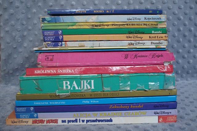 Reaktywacja książek mojego dzieciństwa