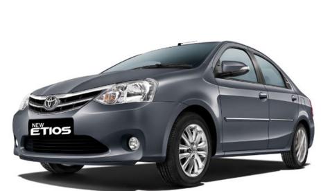 2016 Toyota Etios Redesign