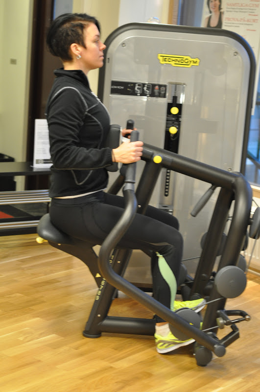 träna inre magmuskler efter graviditet