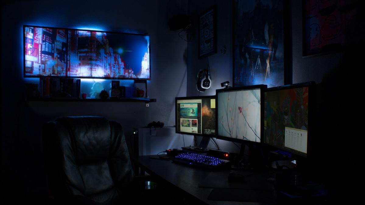 Returning to the (Digital) Darkroom