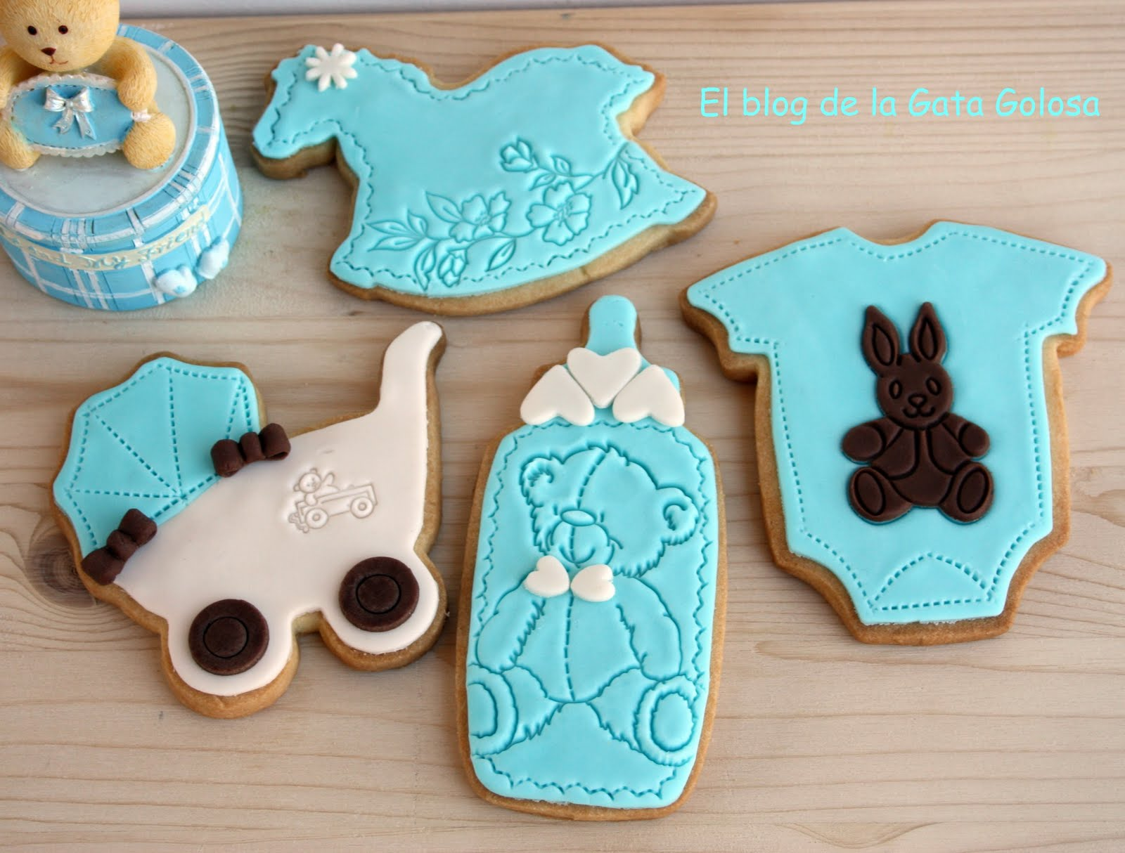 Galletas Decoradas Baby Shower Como Hacer Galletas Decoradas Para Baby Shower Imagui