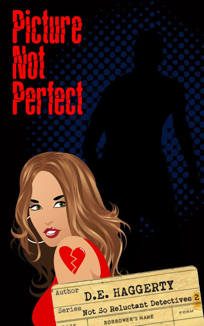 Picture Not Perfect (The Not So Reluctant Detectives Book 2) by D. E. Haggerty
