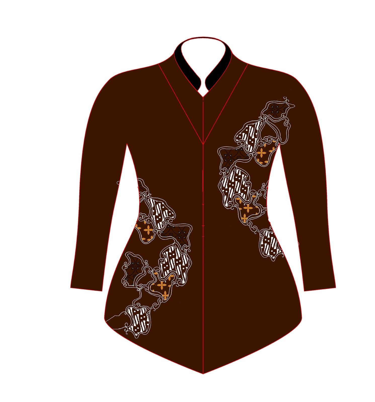 Gambar Desain Baju Gaun Pengantin