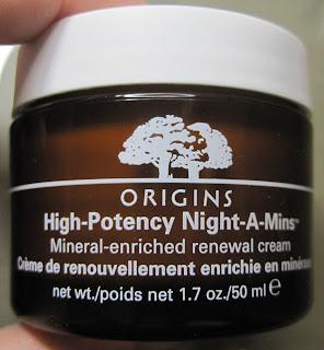 Origins High Potency Night-A-Mins Night Cream
