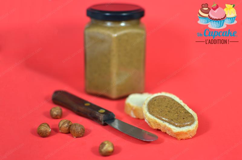 Pâte à Tartiner Choco-Noisette : ultra simple et ultra rapide à préparer ; dites adieu aux pâtes à tartiner du commerce... ou comment devenir l'héroïne ou le héros de vos enfants tout en contrôlant leur alimentation !