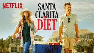 Santa Clarita Diet, Netflix, 1 saison de 10 épisodes
