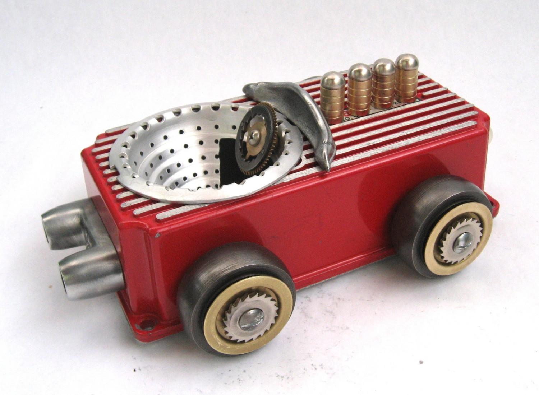 Todo sobre manualidades y artesan as objetos hechos con reciclaje - Objetos de reciclaje ...