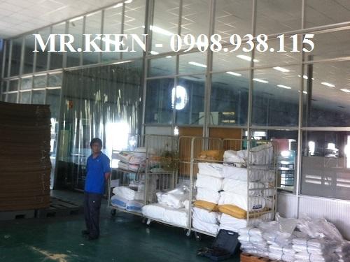 Màng nhựa PVC chống côn trùng Công ty TNHH Hưng Dụ Plastic