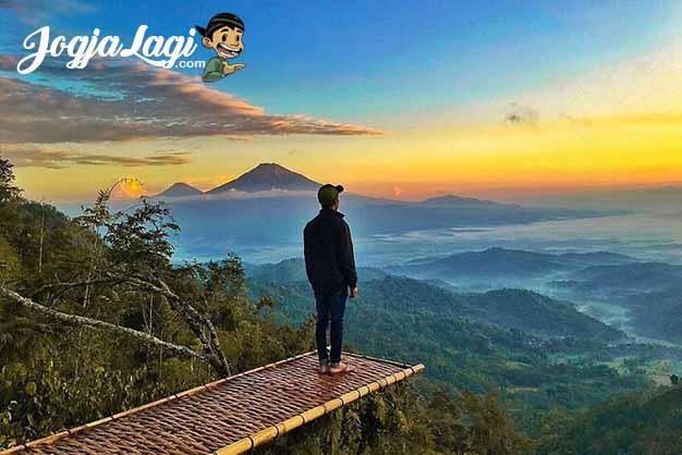 Desa wisata Nglinggo Kulonprogo