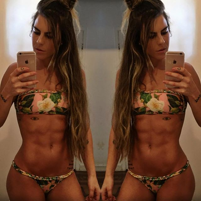 Fitness Model Camila Guper