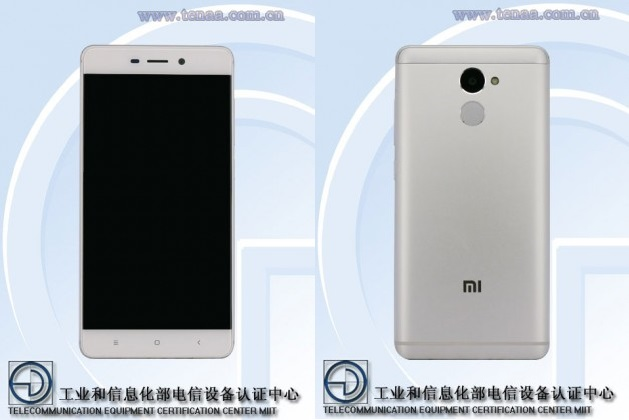 the device which is probably the up ing xiaomi redmi 4 is rumored to