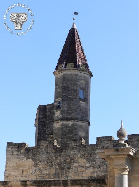 UZES (30) - Château ducal